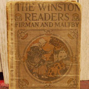 Other - The winston readers Firman and malt By the Primer